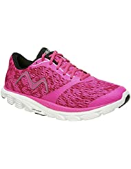 MBT Shoes Womens Zoom 18 Lace Up Athletic Shoe Leather/Mesh Lace-up