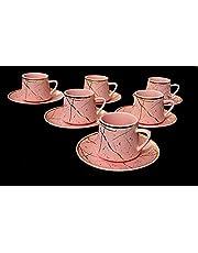 طقم فناجين قهوة -12قطعة