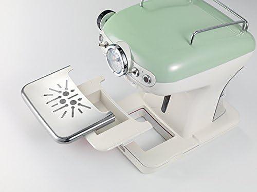 Espressomaschinen bis 200 Euro: Ariete 1389 Vintage Siebträgermaschine