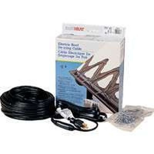 New Easy Heat Adks500 100 Foot Roof Gutter Deicing Kit Sale 500w New 4373031