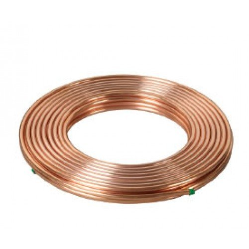 10 Millimeter Metric Copper Tubing Coil Alloy 122