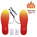 Dr.Warm Rechargeable Heated Insole Warming In Winter Electric Heating Pad for Men