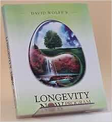 David wolfe longevity now program reviews