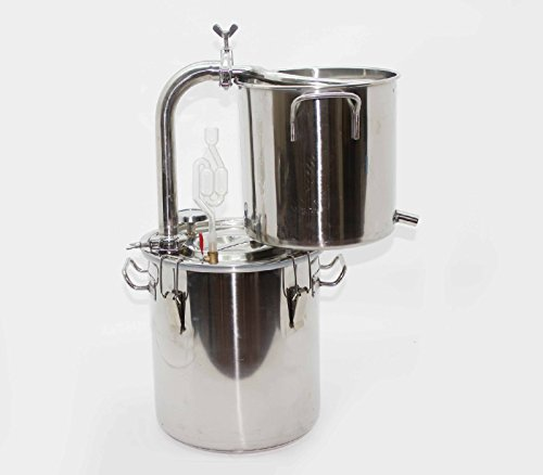 20-70 Litre DIY Alcohol Whiskey Water Distiller Copper Home Brew Kit Wine Making Equipment Moonshine Still by WMN_TRULYSTEP (Image #2)