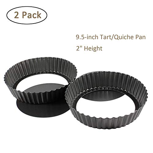 fluted quiche pan - 7