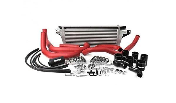 Perrin psp-itr-430 - 2BK/BK Boost acopladores de tubo de la caja Negro para Subaru WRX STI 2008 - 12: Amazon.es: Coche y moto
