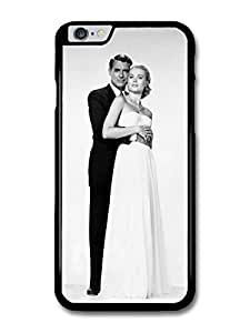 """AMAF ? Accessories Cary Grant and Grace Kelly Rear Window case for for iPhone 6 Plus (5.5"""") wangjiang maoyi"""