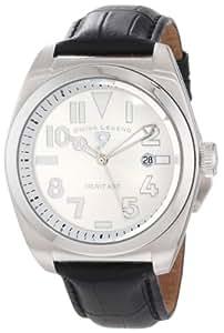 Swiss Legend Men's 20434-02S Heritage Silver Dial Watch