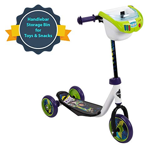 Huffy Disney Pixar Toy Story Toddler Preschool Three Wheels Scooter