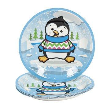 Penguin Plate - 6