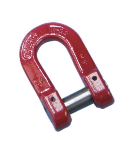 Acco 5981-00024 K-24 Kuplex II Kupler Alloy Chain Assembly, 3/4'' Chain Size, 28300 lbs Capacity, for lieu of the popular Kuplex