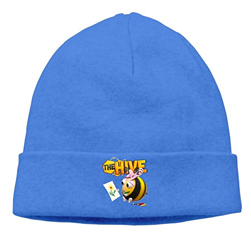 deto-menswomens-the-hive-patch-beanie-mountaineeringroyalblue-caps-hats
