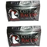 Bacon cotone V2, versione 2, 20pieces - IL PRODOTTO NON CONTIENE NICOTINA