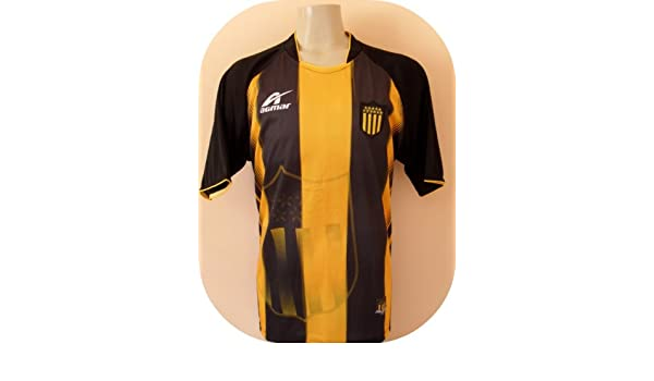 Amazon.com : PEÑAROL -URUGUAY -SOCCER JERSEY SIZE LARGE .NEW..STOCK LIQUIDATION : Sports Fan Jerseys : Sports & Outdoors