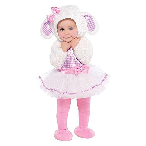 Littl (Little Lamb Costume Toddler)