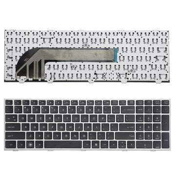 - Laptops & Accessories Laptop Replacement Parts - Laptop Replace Keyboard For HP ProBook 4540 4540S 4545 4545S Series Notebook With Silver Frame - 1 x Laptop Keyboard Note: -Du
