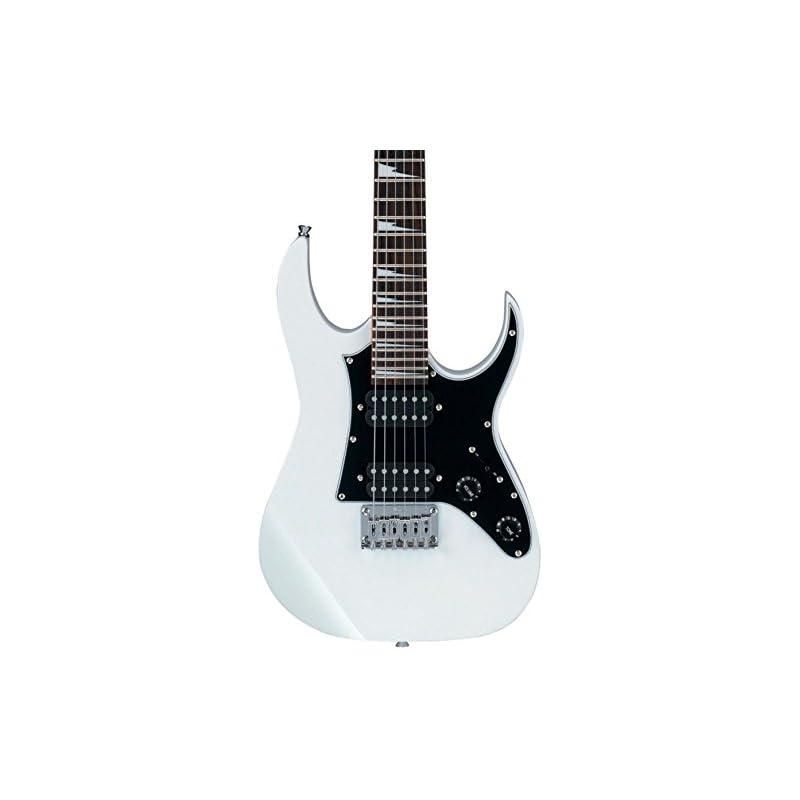 Ibanez GRGM21WH MIKRO Electric Guitar, W
