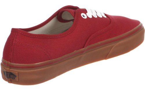 Vans Autentico (gumsole) Chili Pepper Mens 5.5