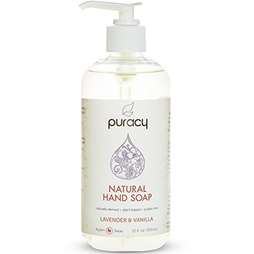 Natural Liquid Hand Soap Sulfate Free product image