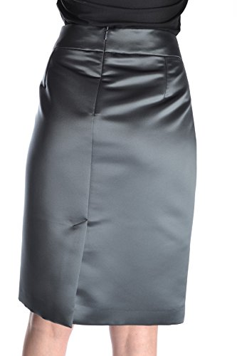 Armani Collezioni Mujer MCBI024116O Gris Poliéster Falda