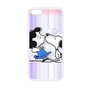 Generic Custom Design With Snoopy 2 Friendly Back Phone Case For 5.5Inch Iphone 6 Plus Choose Design 10