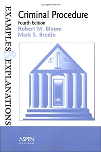Free book example & explanations criminal procedure the constitution ….