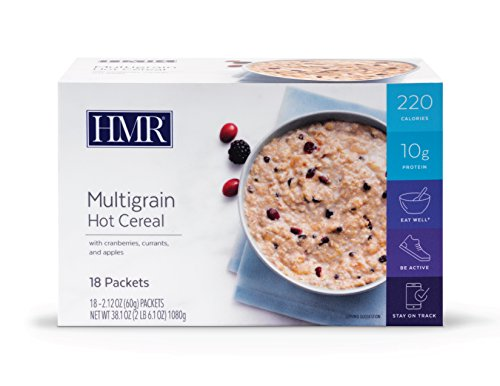 HMR Multigrain Hot Cereal, 18 Single-Serve Packets