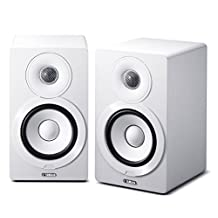 Yamaha (NX-N500 W) Wireless Bluetooth Speaker, Set of 2, White