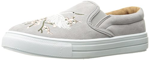 Sneaker Fashion Women's Polyurethane Sue Light Qupid Grey Reba 158b vIUxt7q