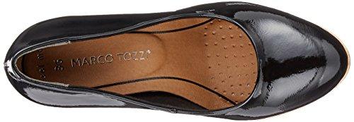 Marco Nero Com Tozzi Scarpe 22421 Con black Pat Tacco Donna rqYrpxFzw