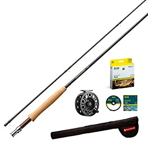 "Redington PATH Fly Rod Outfit 6WT 9'0"" 2 PC (690-2) w/ Case"