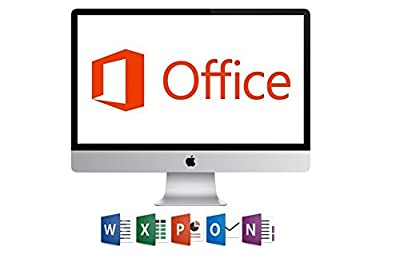 Microsoft Office for Mac 2016 DVD Disk Version