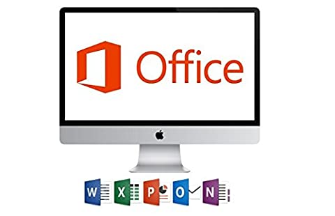 Microsoft Office for Mac 2016 DVD Disk Version (Microsoft Word For Mac Disc)