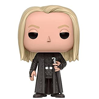 Figurine Pop Harry Potter - Lucius Malefoy