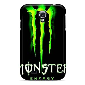 Elaney UYh1008ylTs Case For Galaxy S4 With Nice Monster Appearance