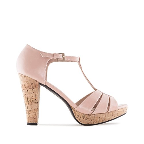 EU 2 to Machado Faux Nude Sizes Cork 35 8 10 to Petite AM5242 Leather 5 45 0 5 to 42 5 Platform to EU Faux Andres UK 32 Leather UK Sandals amp;Large Bwx6qd4qA