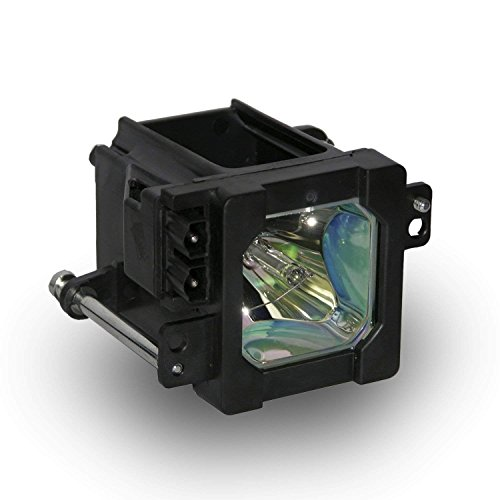 (Ahlights TS-CL110UAA BHL5101-S Replacement Lamp with Housing For JVC TVs)