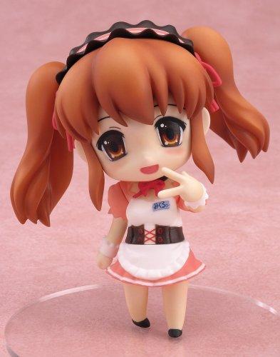 The Melancholy of Haruhi Suzumiya: Nendoroid Mikuru Asahina PVC ()
