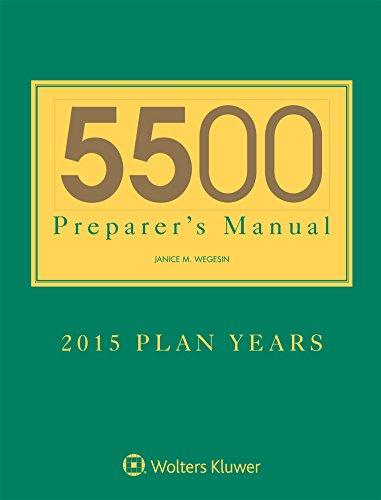 5500 Preparer