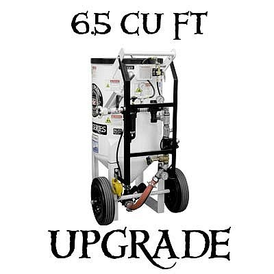 9998040060PBUG 6.5 SODa Storm Ugrade (Factory Install) For SODa Storm Mobile Blasting by Blastline