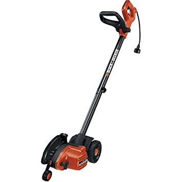 Factory Reconditioned Black Decker 2-1 4 HP Edge Hog Electric Lawn Edger LE750R Certified Refurbished