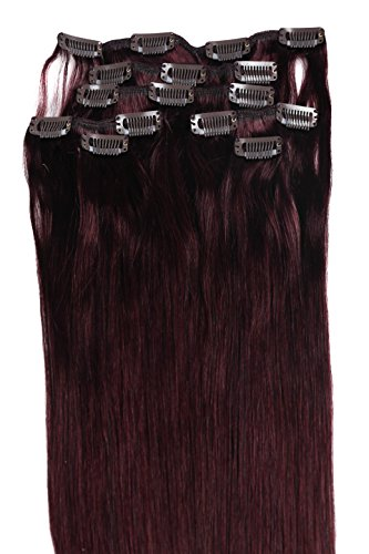 Extension Grammy Straight Extensions Burgundy product image