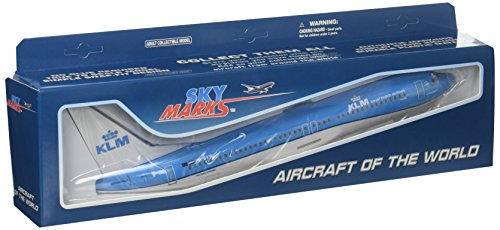 SKR844 Skymarks KLM 737-800 1:130 New Livery Model Airplane