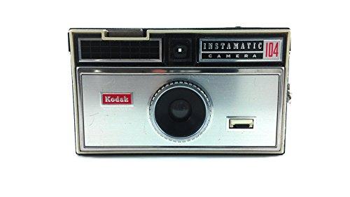 Kodak 104 Instamatic Camera product image