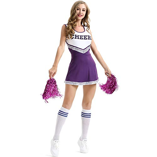 MIKSO Women's Musical Adult Glee Club Uniform Fancy
