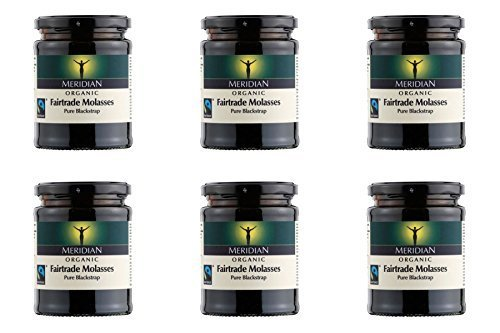 - Meridian Molasses - Organic & Fairtrade| 350 g |- SUPER SAVER - SAVE MONEY by Meridian Foods