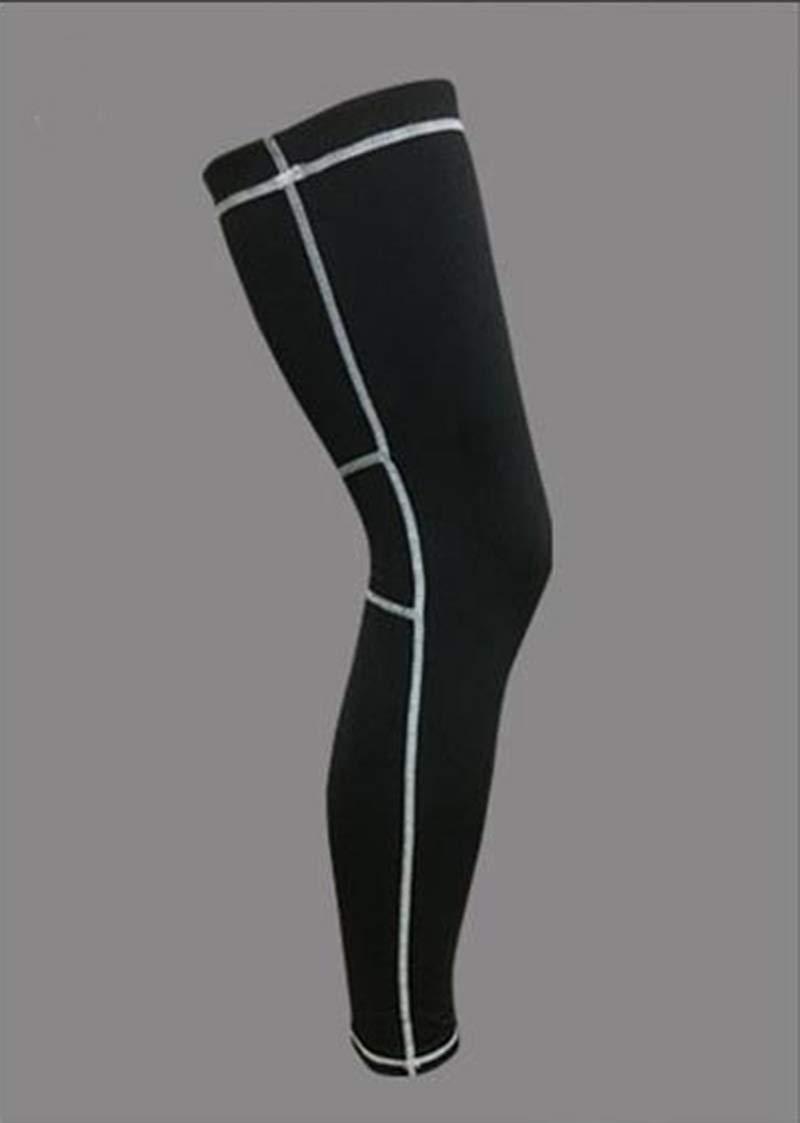 LFHUXI 1Pcs Calentadores piernas Baloncesto súper elásticos ...
