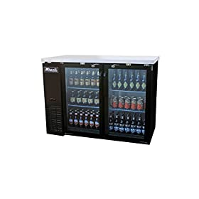 Migali C-BB48G-HC Competitor Series Refrigerated B...