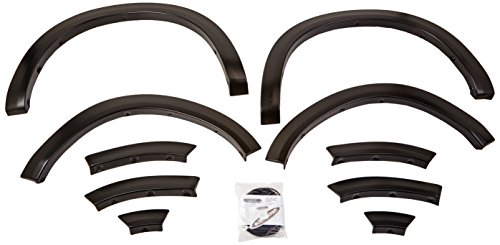 Bushwacker 50920-02 OE Style Fender Flare for RAM, (Set of 4)