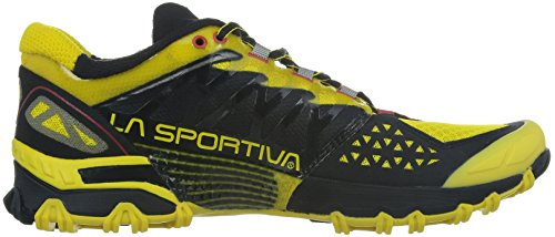 Running Men's La Shoe Black Bushido Sportiva Yellow qFC6E